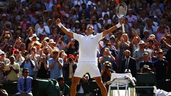 Djokovic pa probleme fiton Wimbeldonin
