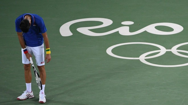 Edhe një dëshpërim për Djokovicin e Serbinë