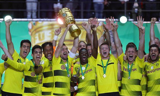 Dortmundi fiton Kupën e Gjermanisë