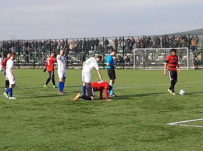Hamiti show, Drenica në çerekfinale
