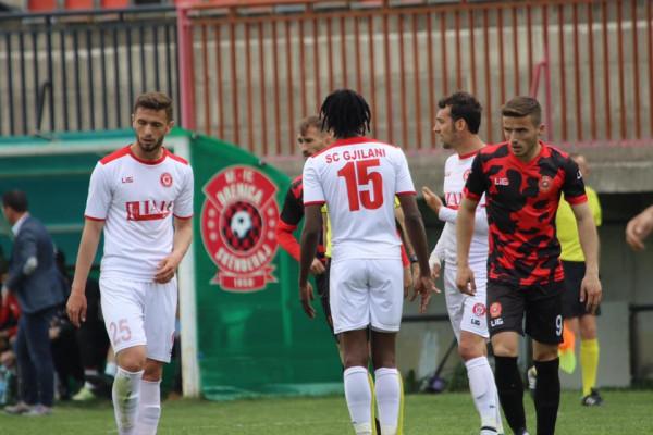Drenica kërkon fitoren e parë ndaj Gjilanit