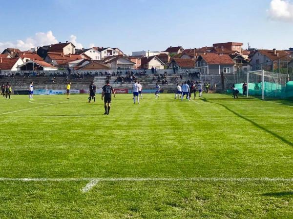 Formacionet zyrtare: Drita vs. Flamurtari