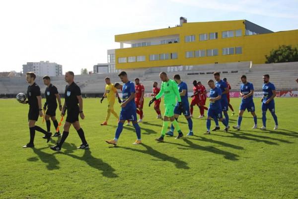 Besart Berisha debuton, Drita e Prishtina ndajnë pikët
