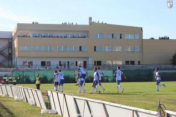 Përfundon pjesa e parë në ndeshjen Drita - Inter Escaldes