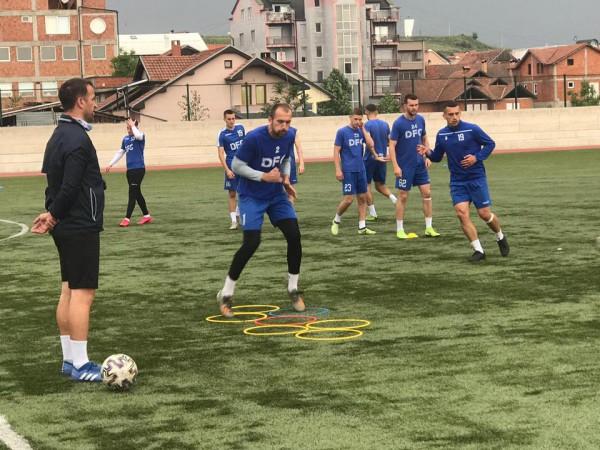 Rasti i parë te seniorët, futbollisti i KF Drita pozitiv në COVID-19