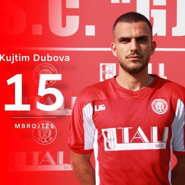 Kika merr futbollistin e Gjilanit