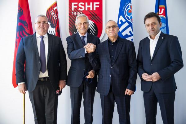 Kosova, Shqipëria, Italia dhe Maqedonia Veriore dakordohen për bashkëpunim