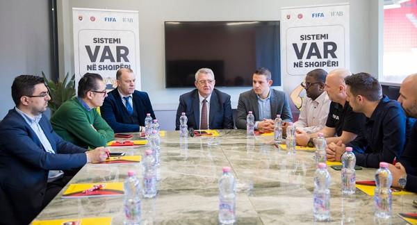 VAR-i në Superioren shqiptare