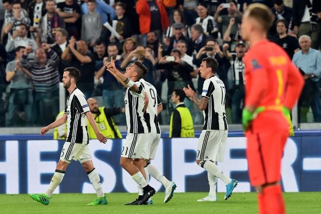 Super Juventus, Barcelona shpartallohet në Torino