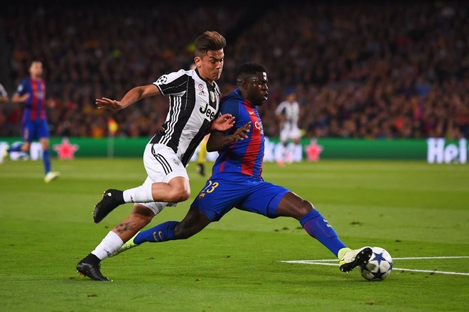 Notat e lojtarëve: Barcelona-Juventus
