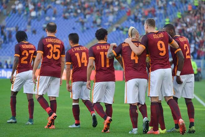 Roma fiton lehtësisht, ruan vendin e dytë
