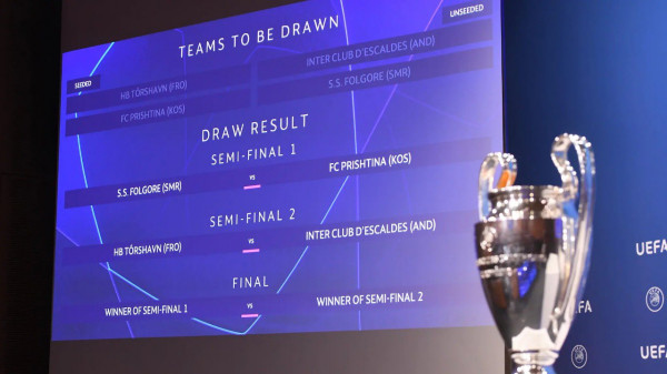 FSHF zyrtarizon parakualifikimet për Champions