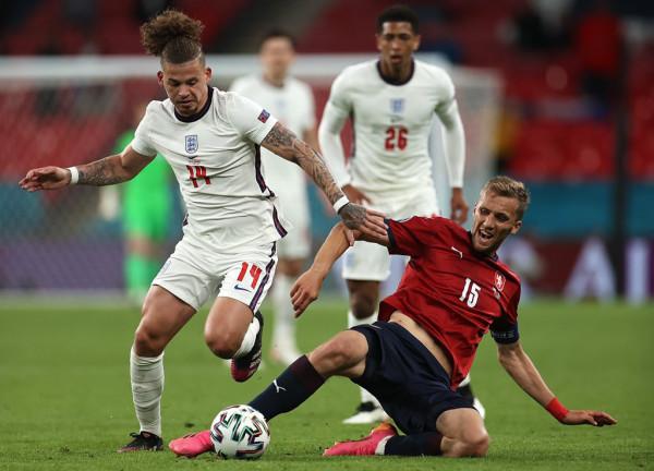 Notat e futbollistëve: Republika Çeke - Anglia