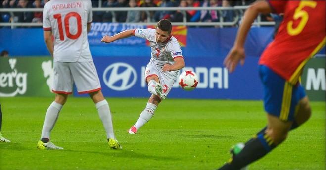Talenti shkupjan prej La Ligas mund të shkojë në Turqi