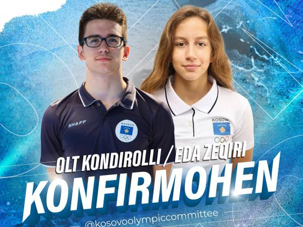 Kosova me dy notarë në Lojërat Olimpike
