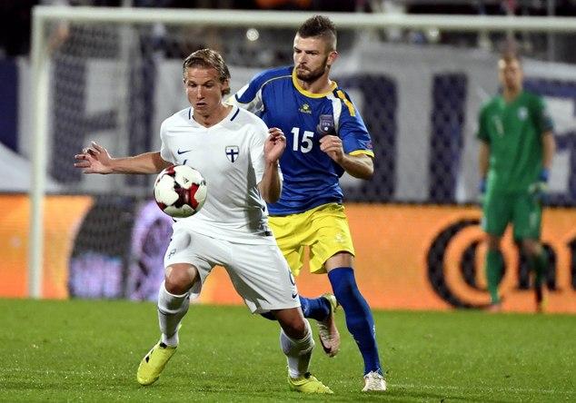 Kosova - Finlanda do të luhet në Prishtinë