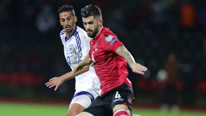 Izraeli aranzhon miqësore para ndeshjes me Shqipërinë