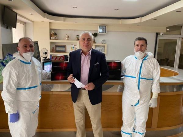 Ejupi dorëzon testet në IKSHPK