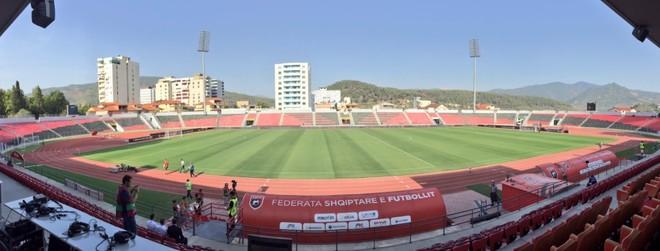 11-shet zyrtare: Shqipëria-Kosova