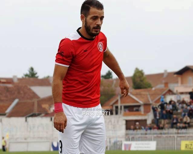 Vazhdon edhe golashënuesi i Gjilanit