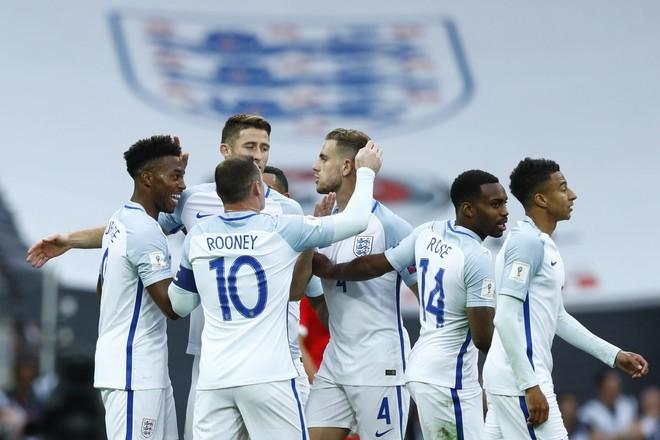 Anglia fiton ndaj Maltës