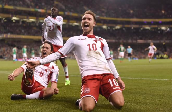 Eriksen me hat-trick çon danezët në Botëror