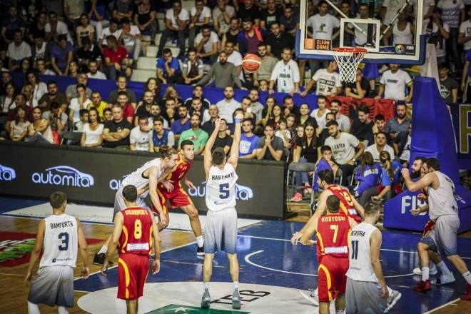Kosova bie për një pozitë në renditjen e FIBAs