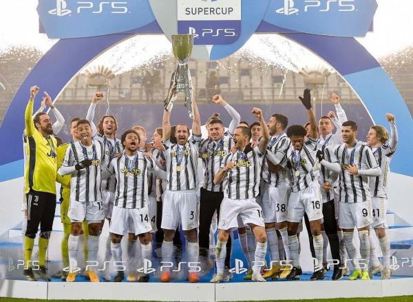 Juventus fiton Superkupën