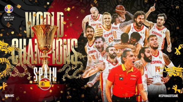 Spanja shpallet kampione e Botës!