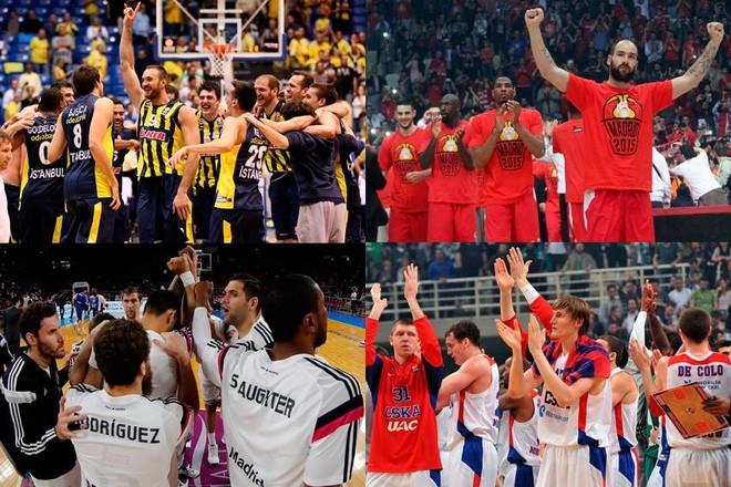 Nesër mbrëma fillon Final Fouri në Euroleague