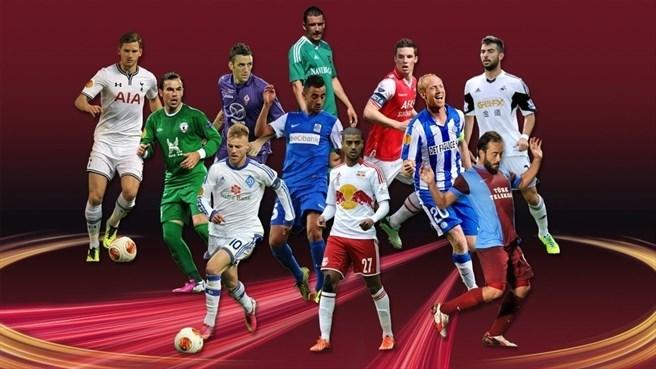 Më të mirët e Europa League