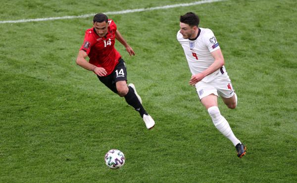 Shqipëri - Angli, përfundon pjesa e parë
