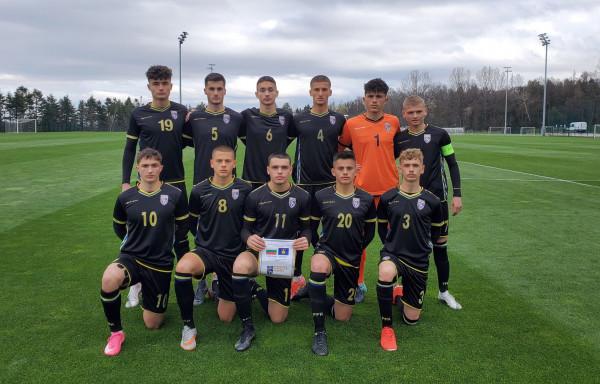 Kosova U17 barazon me Bullgarinë U17