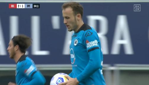 Ismajli gjen golin e parë në Serie A (Video)