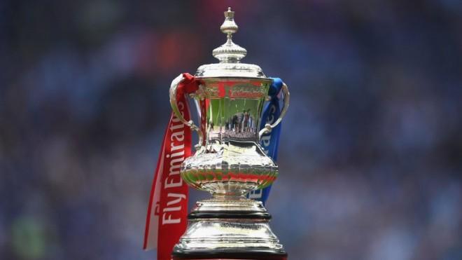FA Cup, shorti për 1/16 e finales