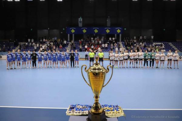 Ethet para shortit të gjysmëfinales së Kupës së Kosovës në hendboll