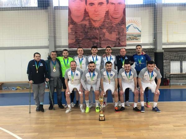 Prishtina, fituese e Kupës së Qyteteve
