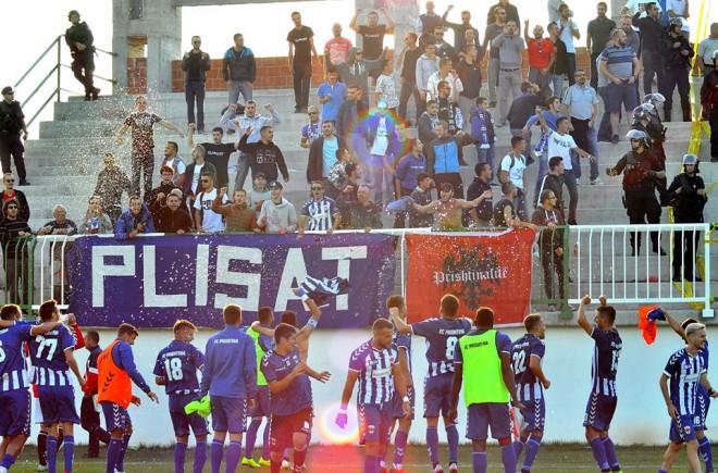 Prishtina mposht Llapin pas penalltive, kalon në gjysmëfinale