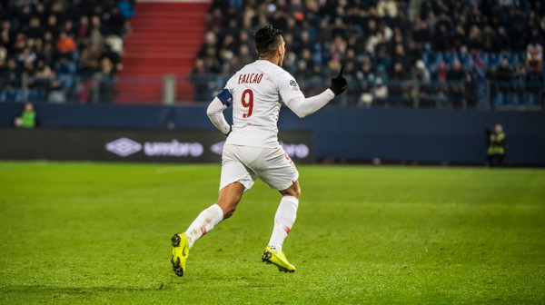 Falcao kalon në Galatasaray