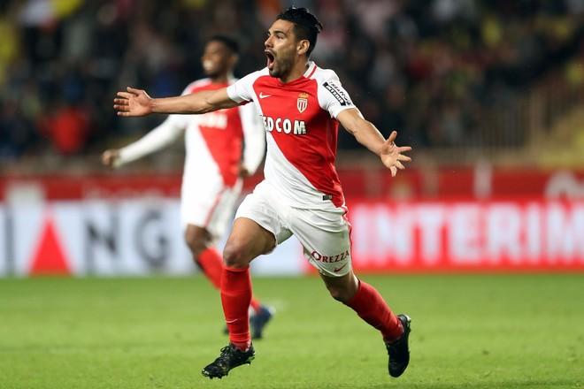 Zëvendësuesi Falcao kthen Monacon në kryesim të pastër