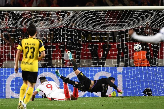 Notat e lojtarëve: Monaco-Dortmund