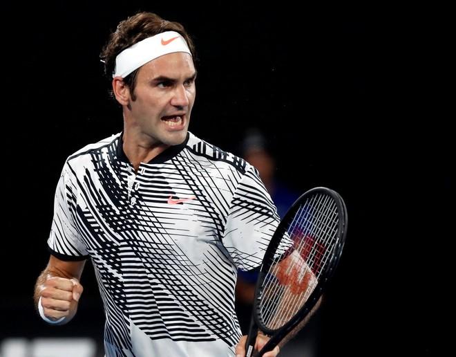 Finalja e legjendave, Federerit historik