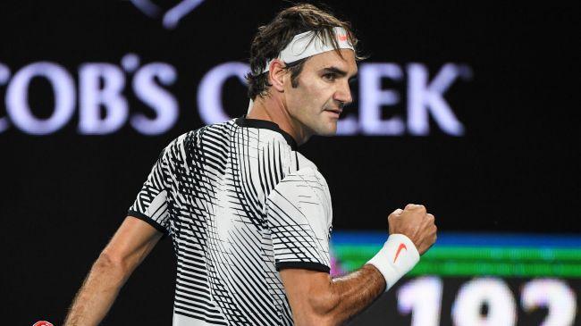 Roger Federer, i pa-moshë