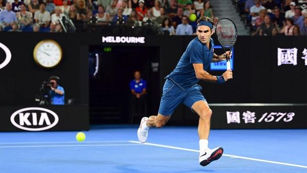 Pa telashe për mbretin Federer