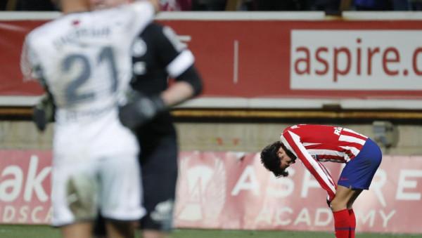 Shok në Kupën e Spanjës! Ekipi nga Segunda B eliminon Atleticon