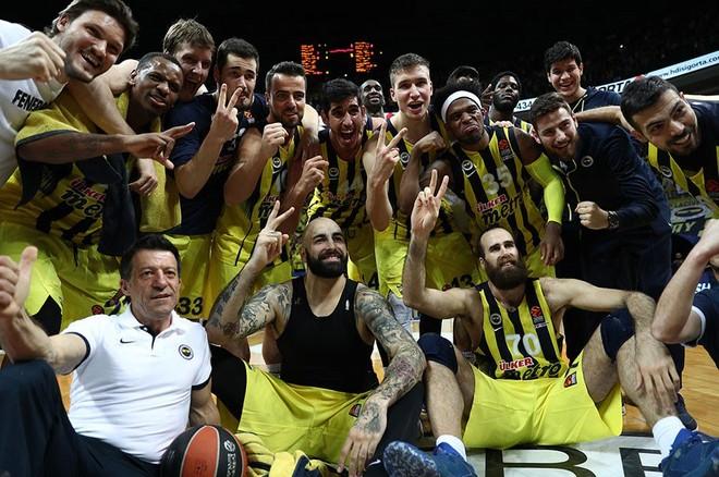 Skuadra e parë në Final Four, Fenerbahçe