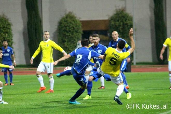 Fenerbahçe e pafuqishme ndaj Kukësit