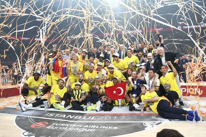 Fenerbahçe në fronin e Evropës