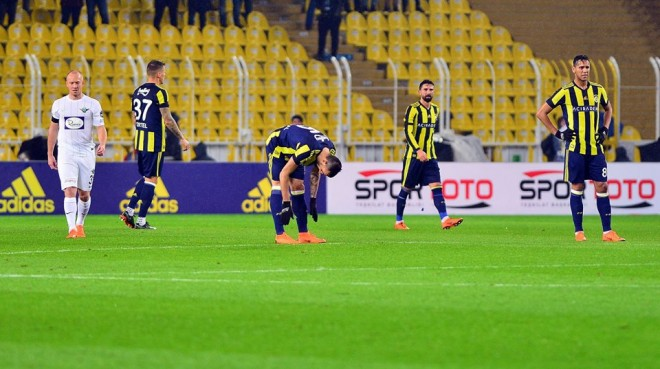 Fenerbahçe gabon! Shtohet dallimi në krye