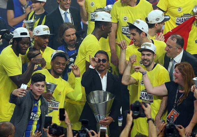 Sa € fituan ekipet e Euroligës?
